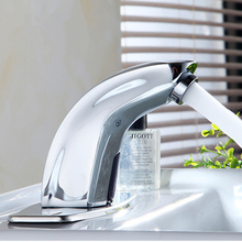 New design sink automatic sensor water tap