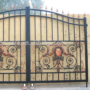 Home Front Gate Design | Flisol Home