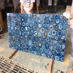 Beautiful Blue agate for countertop