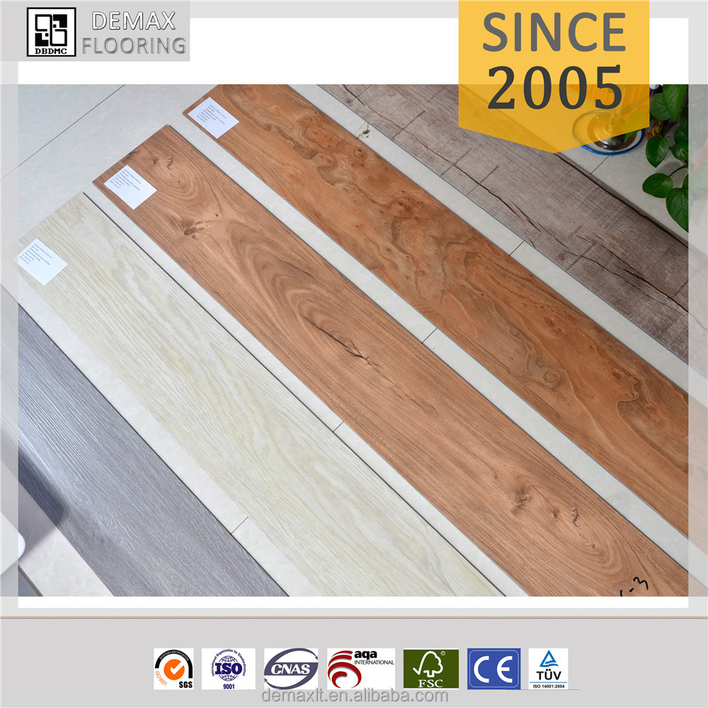 Fireproof Lvt Vinyl Flooring Price Without Glue As Oak Pattern Pvc For Inside Made In China
