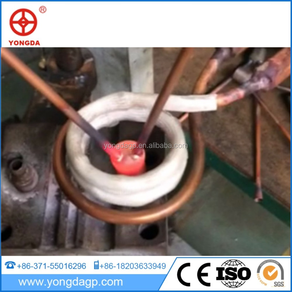 Induction Brazing Copper Suppliers And 15kw 30 80khz All Solid State Heater Heating Melting Furnace Manufacturers At
