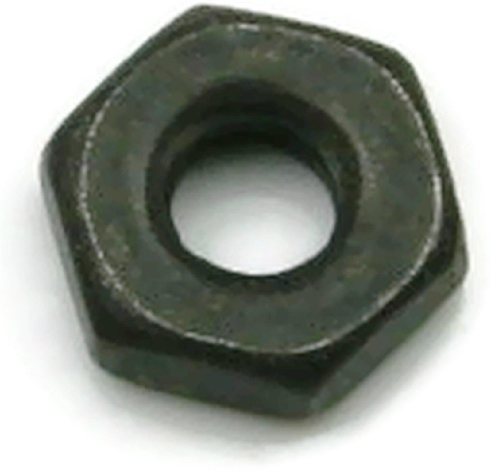 #8//32 Hex Machine Nuts Brass Flats 11//32 x Thick 1//8 Qty-100