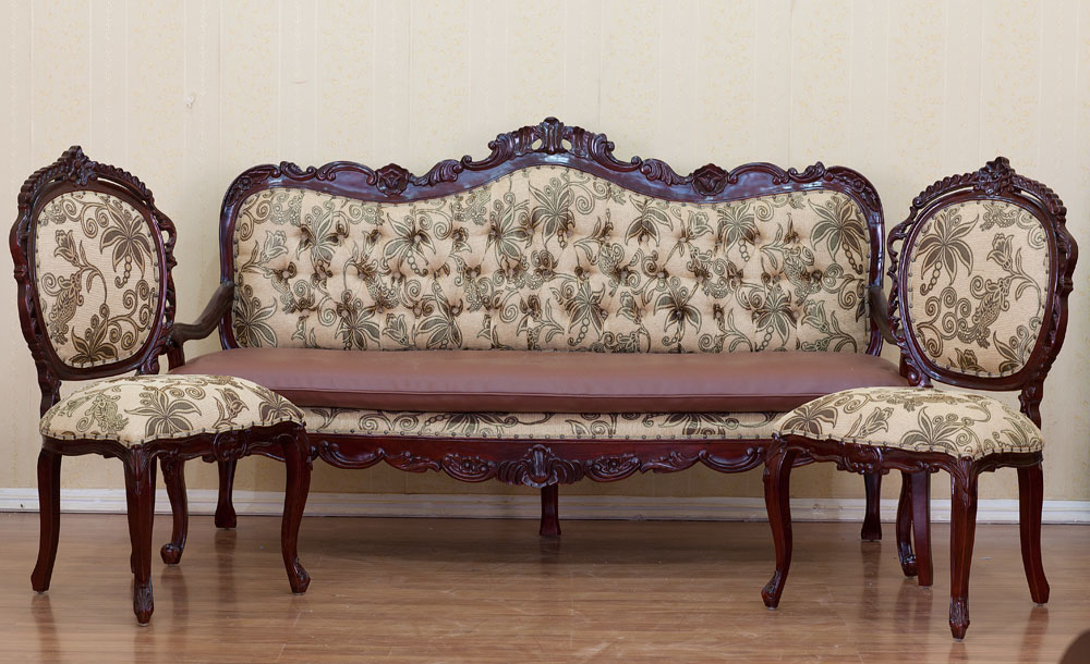 Antique Sofa Set Small Office