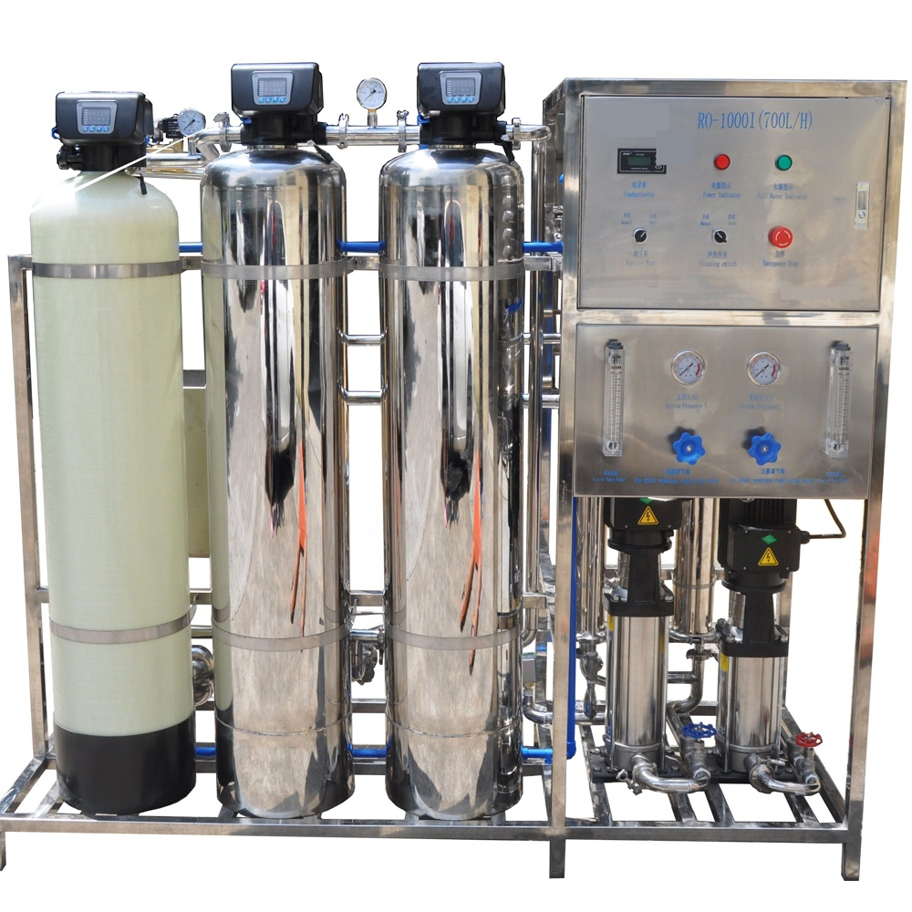 Factory Use UV Sterilizer Mineral RO system/Water Purifier/Reverse Osmosis Water Filter System/Purification.