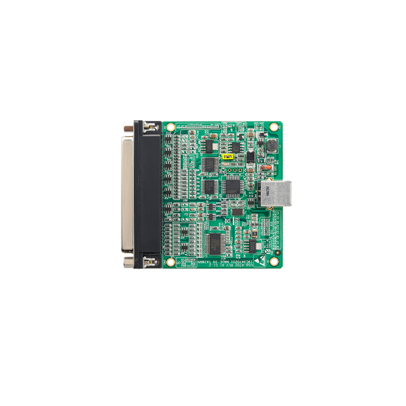 Supports USB 2.0 Advantech USB-4702-AE Full-speed Isolated USB module
