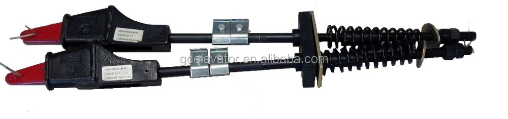 elevator rope shackle,rope attachment,elevator parts