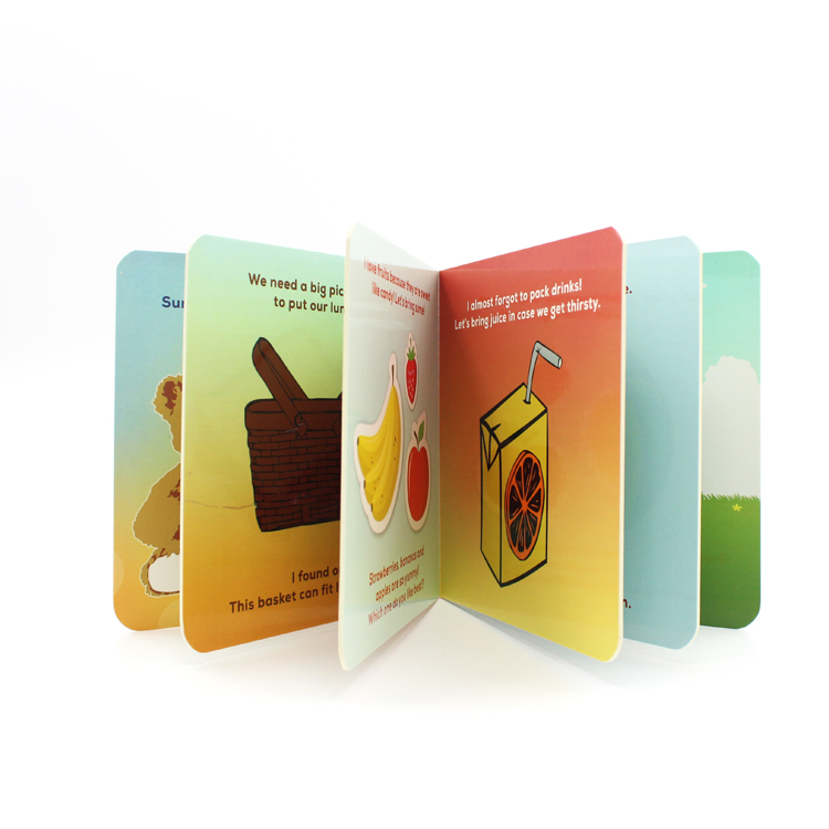 China hot selling good high quality children book printing