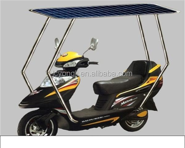 Hot sell fashion solar electric scooter bike