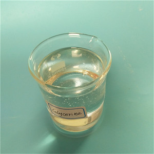 Refined Glycerin/Glycerol 99 5% min Made In China