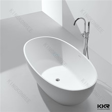 New arrival large freestanding bathtub, batter than wooden barrel bath tub