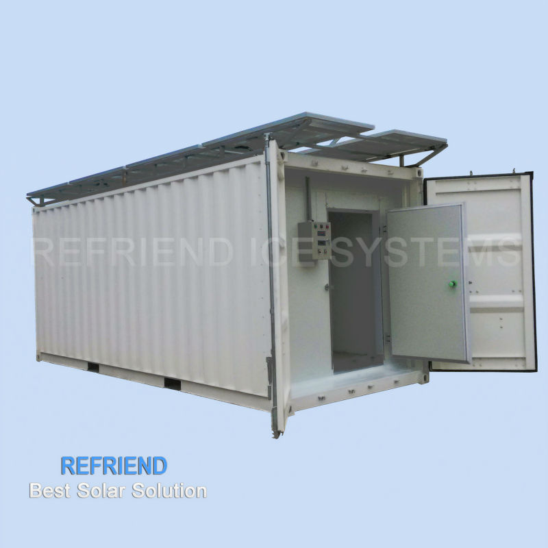 Solaire puissance 20 39 container chambre froide container for Chambre container