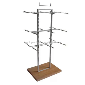 BDD-BA540 custom retail store metal lady bag display shelf,display rack for handbags, handbag display stand