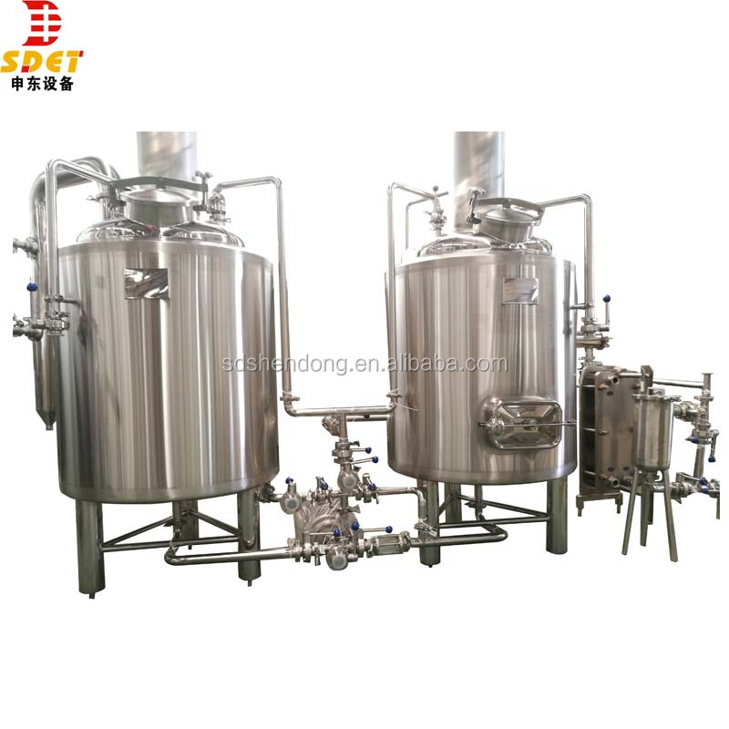 1BBL--30BBL copper brew kettle electric beer brew kettle for sale