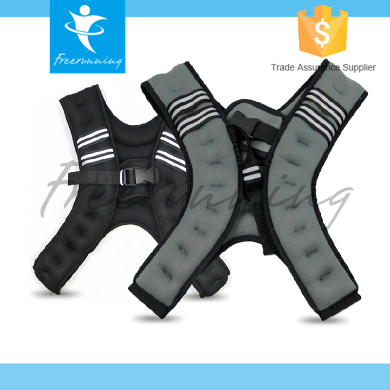 Adjustable Iron Sand Weight Vest Training