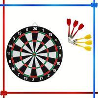MW005 customized magnetic dart board