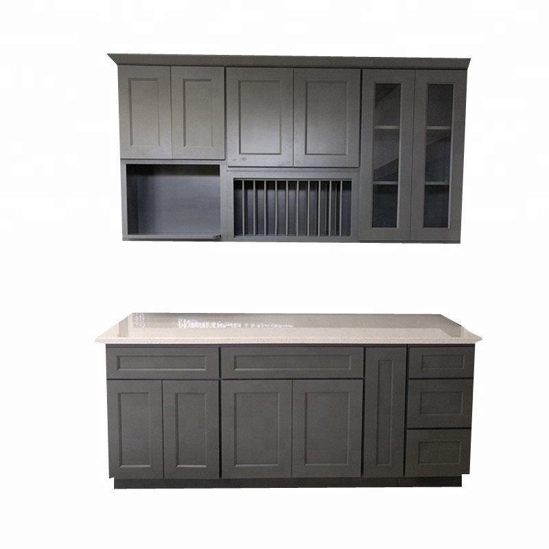 Chinese Affordable Modern Building Kitchen <strong>Cabinets</strong> For Sale Cheap W6030
