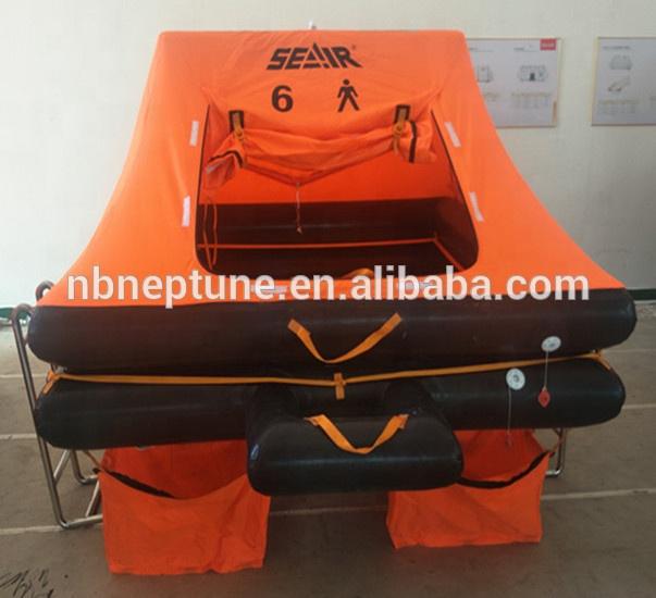 ISO self inflating life raft 4 man, View ISO self inflating life raft 4  man, SEA-AIR Product Details from Ningbo Neptune Life-Saving Equipment Co ,