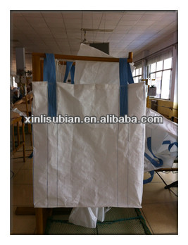 pp virgin jumbo bag cement packing