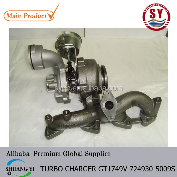 turbo charger GT1749V 724930-5009S