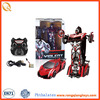 Professional rc transform car rc robt with great price