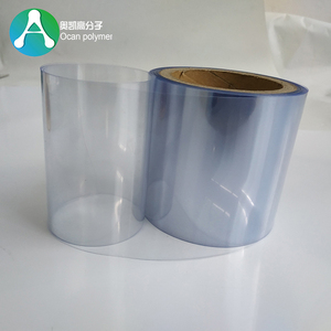 clear a4 transparent sheet plastic sheet for pvc hard binding cover