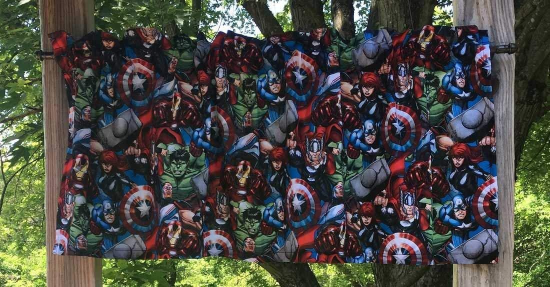 Handcraft Marvel 3-Pack Boys Athletic Boxer Briefs Spandex Blend Hulk Captain America Flash Ironman