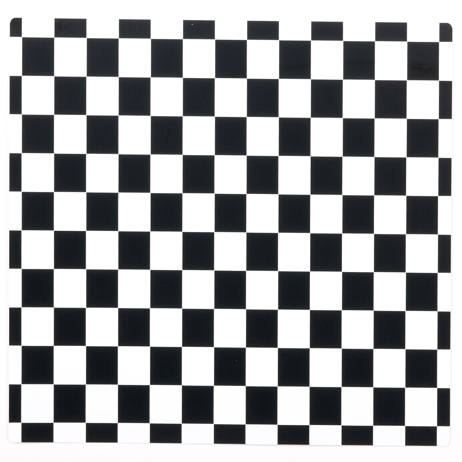 Get Quotations Black And White Check Activity Placemats 4