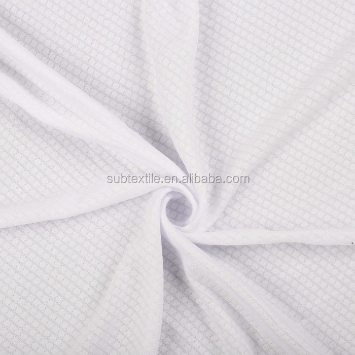 High grade white polyester fabric sublimation digital printing fabric sublimation transfer printing on cotton fabric