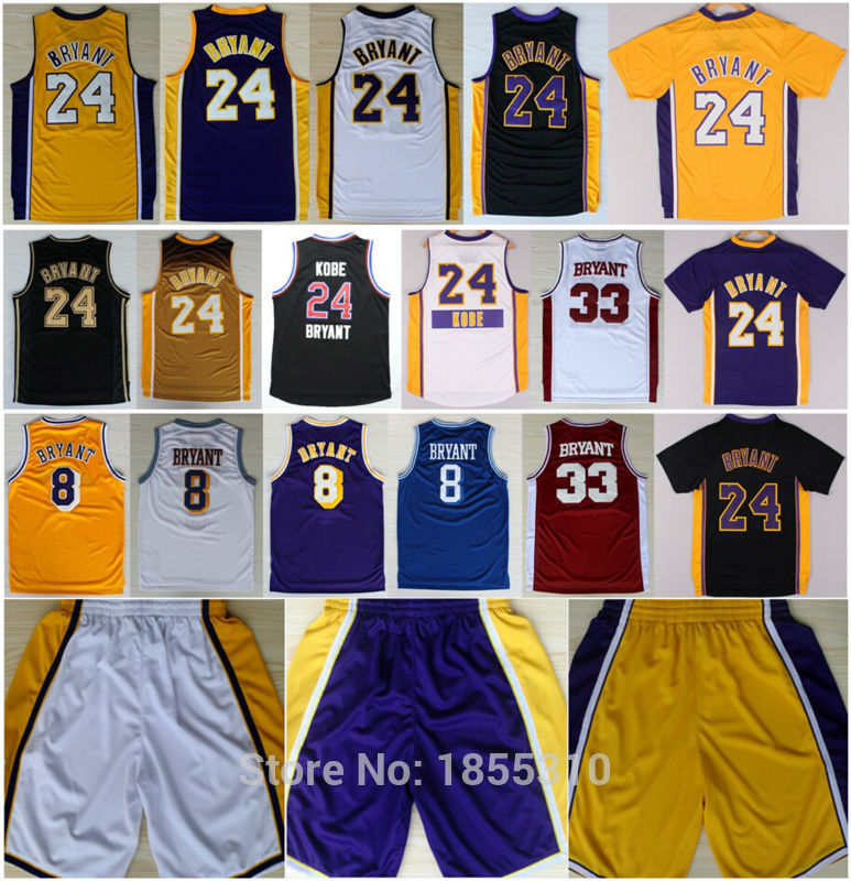 on sale 422c2 620c9 buy kobe bryant 8 jersey