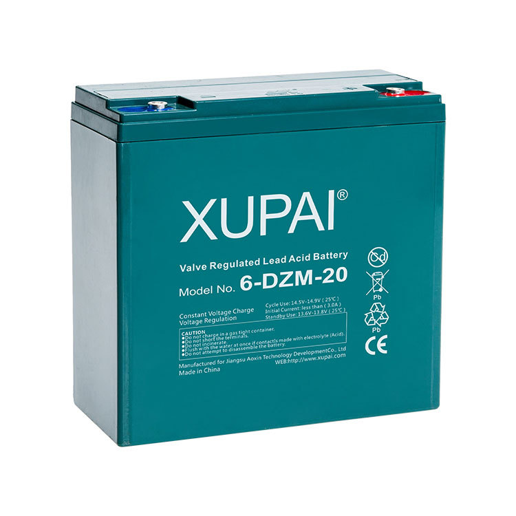 6-dzm-20 12v 200ah 500a auto batteria made in china