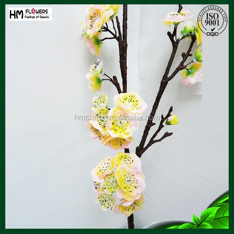 factory wintersweet flower miniature artificial flower