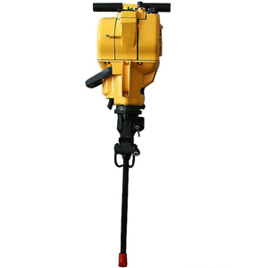 High quality gasoline rock drill 120 jack hammer YN27C portable rock drill machine