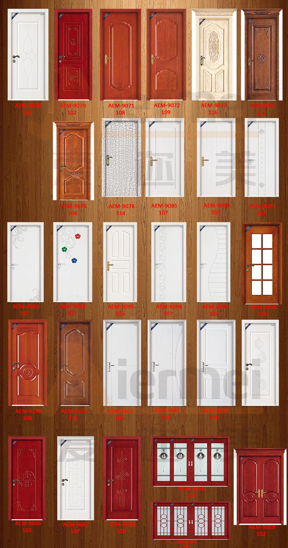 Indian House Door Designs Front Main Double Leaf Wood Entry Door ...