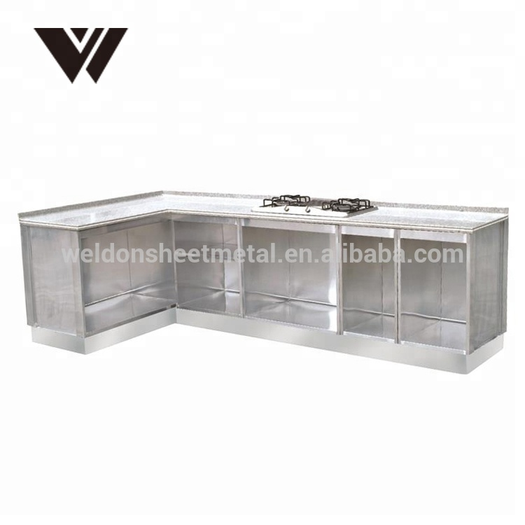 China Supplier Factory Direct Sale Home Aluminium Kitchen <strong>Cabinet</strong> With Europe Desgin Desgin Modern