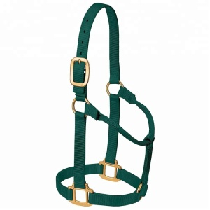 Nylon design your own rainbow horse halter horse halter for 800 to 1100 lb Horse