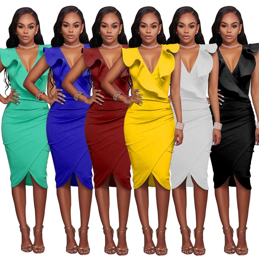 Vestidos de fiesta para mujeres negras