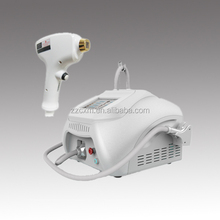 Top quality portable diode laser 808 hair removal machine ,equipment