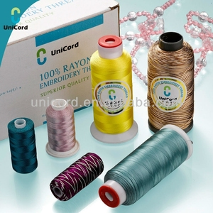 100% rayon embroidery thread/hand embroidery silk thread/embroidery thread price