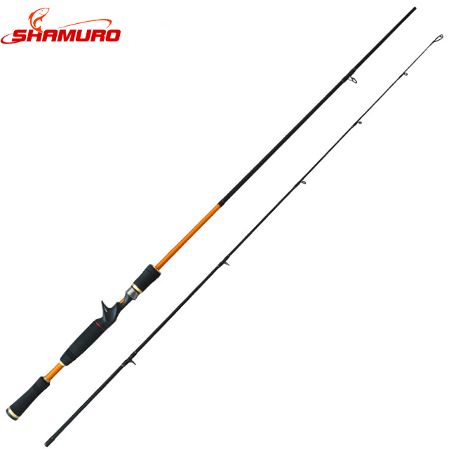 Good Quality Wholesale 2.1m Equipment For The Fish Market Gun Handle Rod High Carbon Fiber Casting Lure Fishing Rods