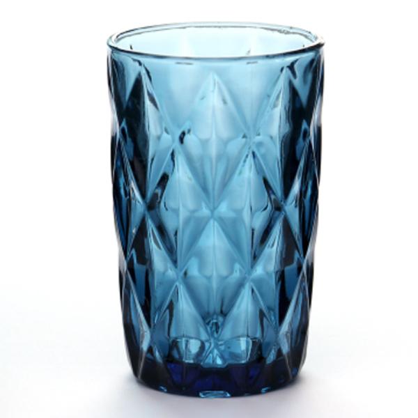 Стакан для воды, сок, стаканы для питья чая 300 мл 270 мл 350 мл 250 мл Розовый Синий Зеленый Прозрачный кухонный обеденный бар, посуда для напитков(Китай)