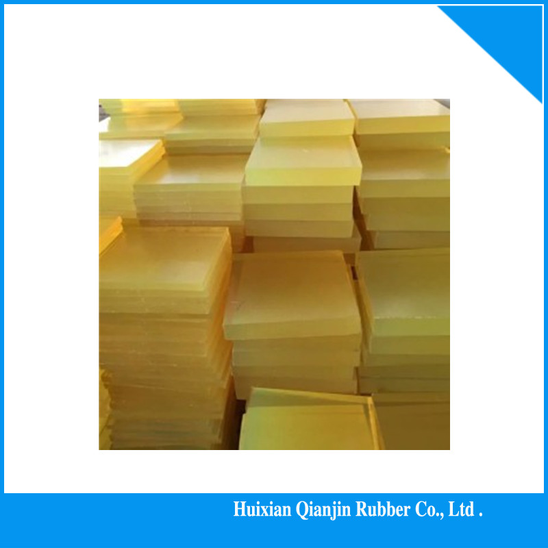 Polyurethane Material Rubber Sheet For Automotive Industry