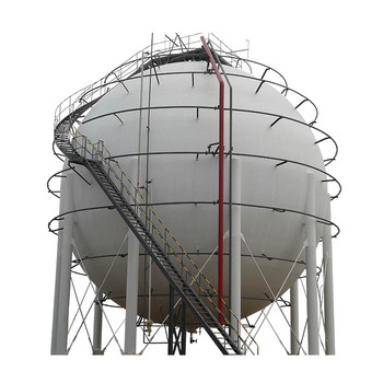 2026m3 985 ton propane LPG storage spherical tank