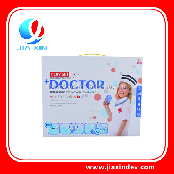 Medical equipment doctor toys for kids
