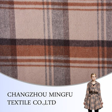 China leverancier groothandel 100% <span class=keywords><strong>tartan</strong></span>/plaid wol stof, sport jas plaid stof, wol pak stof, wolvilt stof
