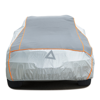 Customized design waterproof snow ice hail protection car cover