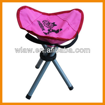 3 Chair Fold Chair,3 Legs Foldable Stool