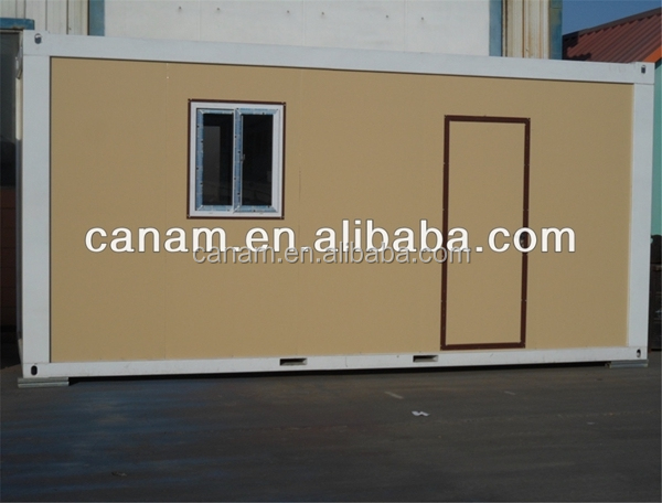 CANAM-40ft Expandable Combined Flat Pack Modular Container House
