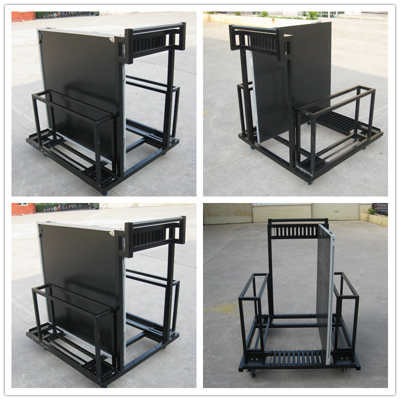 RK Outdoor Cheap Portable Stage With Skirting for concert