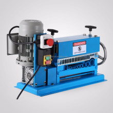 220 V Portabel Powered Kawat Stripping <span class=keywords><strong>Mesin</strong></span> Scrap Cable Stripper Listrik