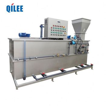 Automatic Industrial Sewage Treatment Chemical Dosing Equipment